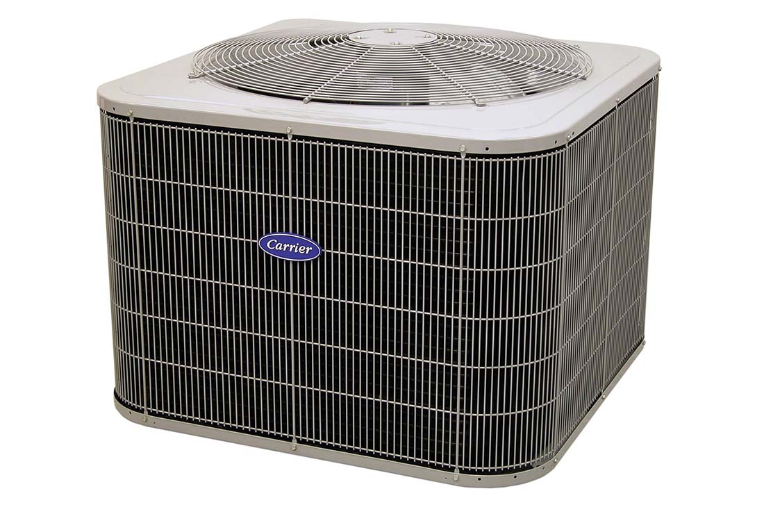 carrier air conditioner installation martensville