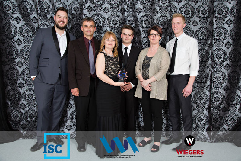 Martensville Plumbing & Heating WMBEXA Award Winner 2017