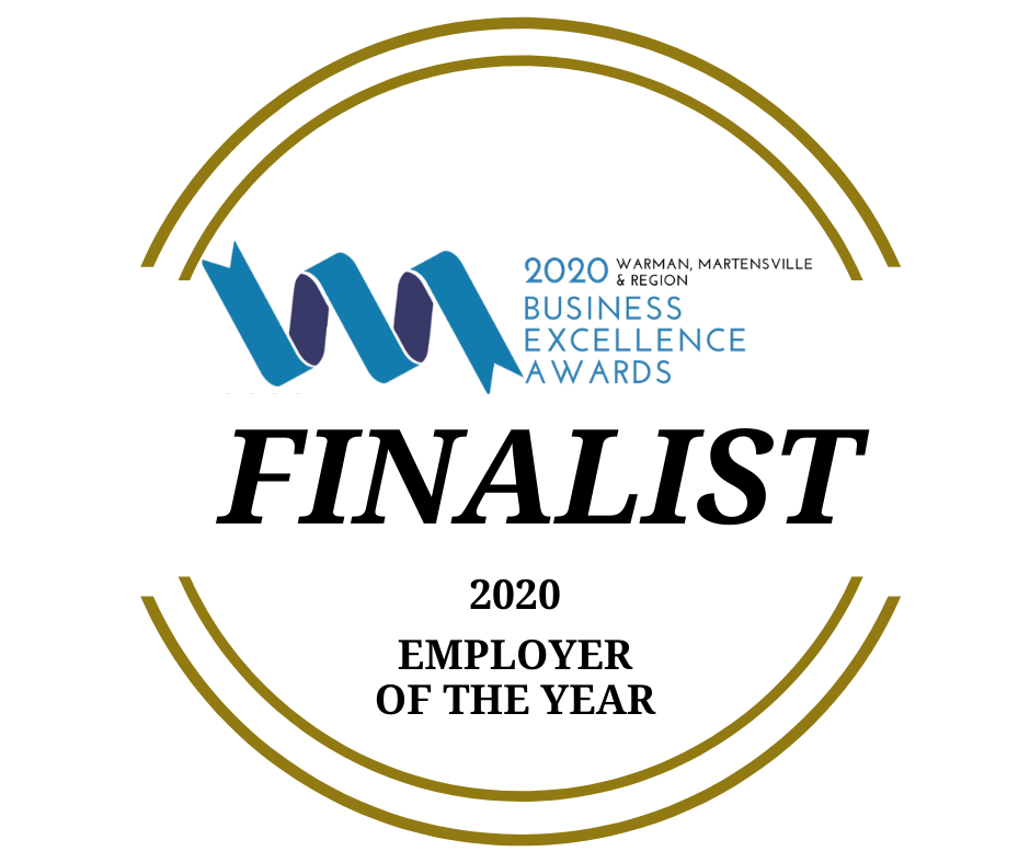 WMBEXA Business of the Year Finalist 2020